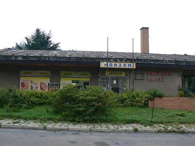 Horní Čermná - horní