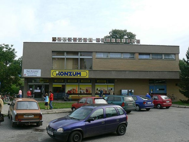 Horní Sloupnice