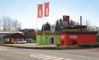 COOP-BOX Ústí nad Orlicí
